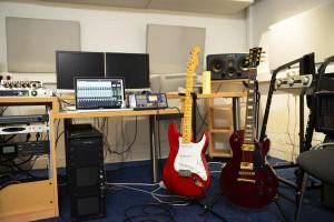 Professional audio Test-Studio