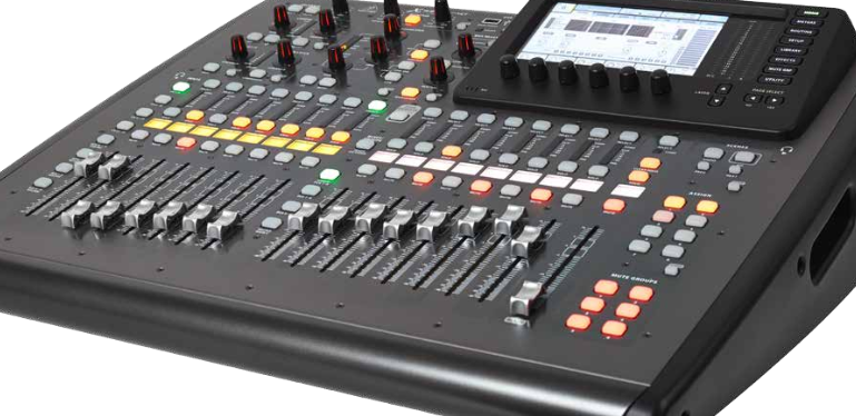behringer x32 manual pdf download
