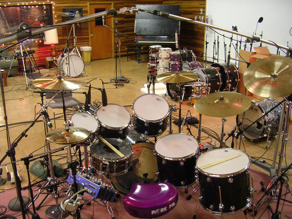 Workshopreihe: Rock/Metal-Drummix