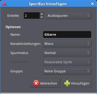 Ardour-spur-menu