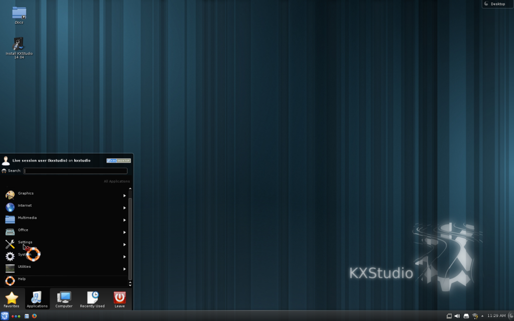 Linux KXStudio