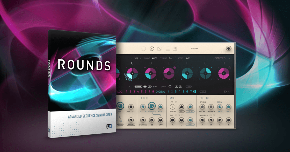 Test: Virtuelles Instrument Native Instruments Rounds