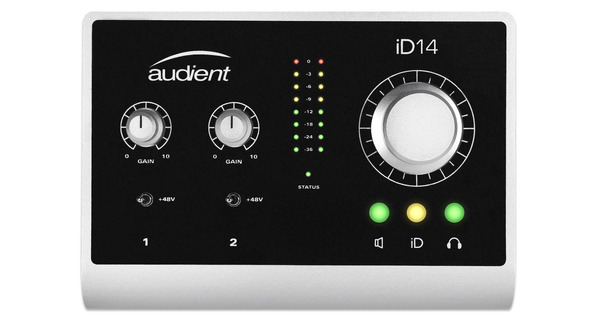 News: Interfaces iD14 und ASP800 von Audient