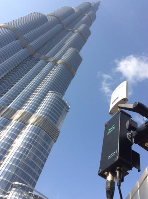 News: Neutrik Xirium X erobert das Burj Khalifa