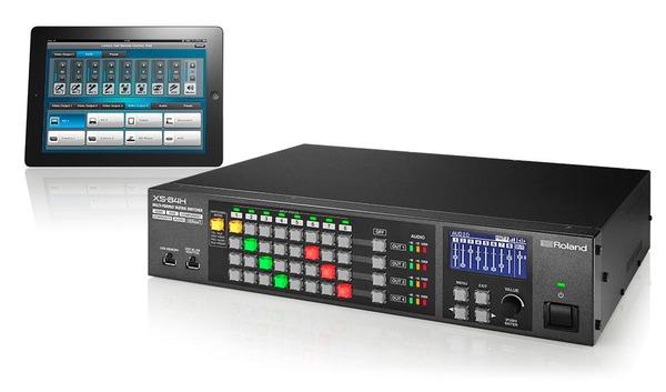 News: Roland XS-Switcher mit neuen Funktionen