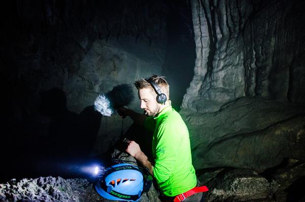 News: Höhlen-Expedition mit Sennheiser-Mikrofonen