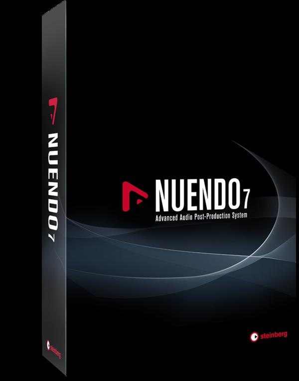 News: Steinberg Nuendo 7 wird ausgeliefert