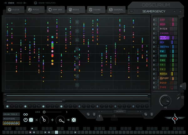 News: Sugar Bytes präsentiert Obscurium-Synthesizer