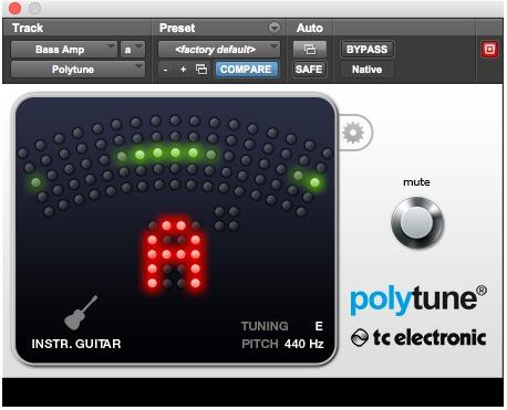 News: TC Electronic Polytune als Plug-in erhältlich