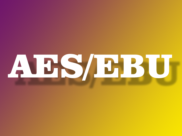 Know-how: AES/EBU
