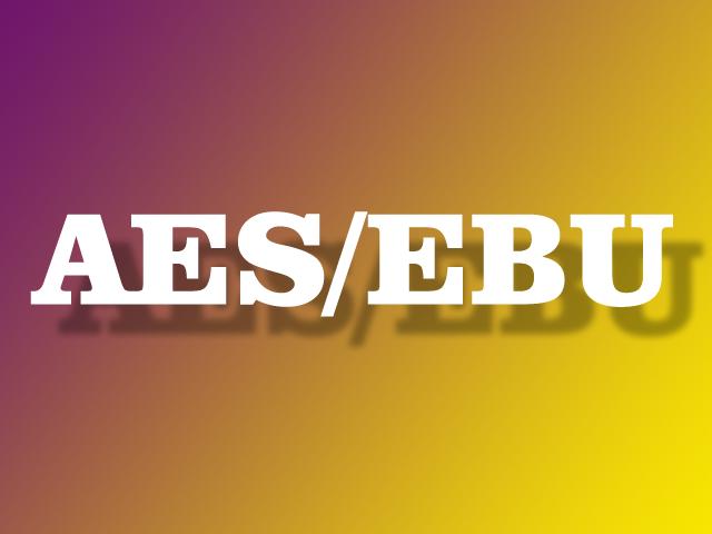 Know-how: AES/EBU