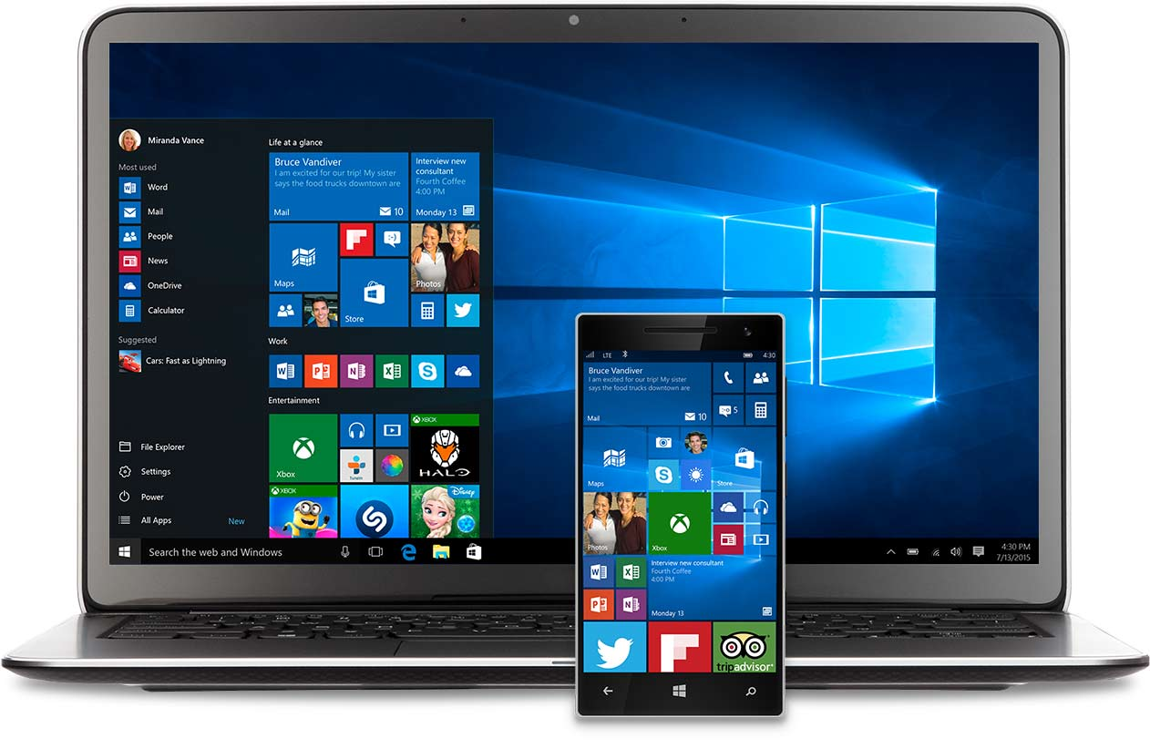News: Heute ist Windows 10-Tag!