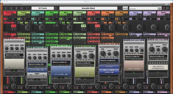 News: Audified präsentiert inTone2 und SceneFlow 2.5