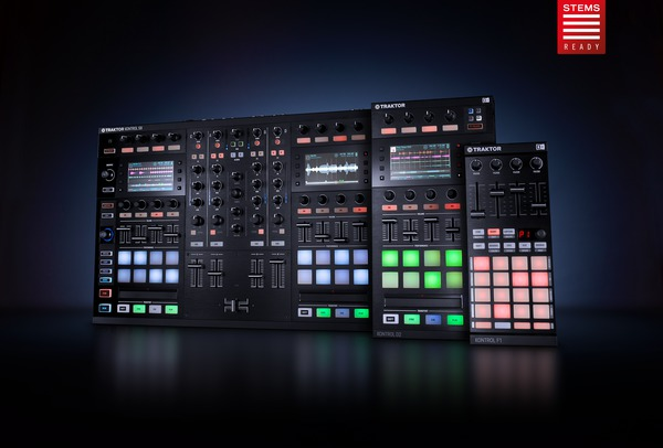News: Native Instruments: Stems-Website, Kontakt- und Maschine-News