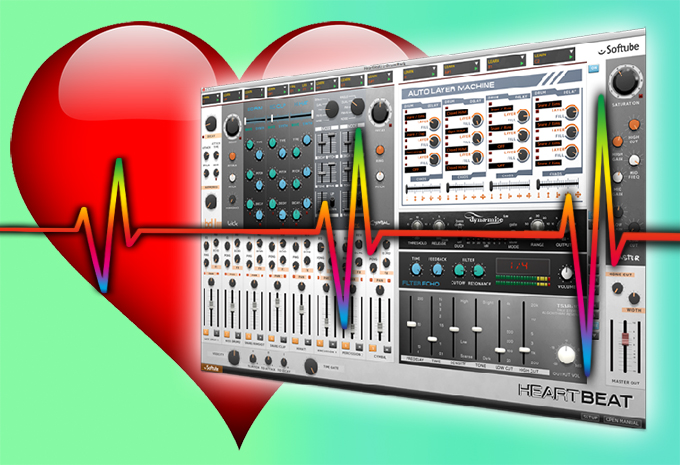 Test: Virtuelles Instrument Softube Heartbeat