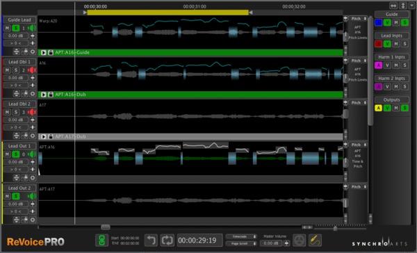 News: Synchroarts stellt Revoice Pro 3.1 vor