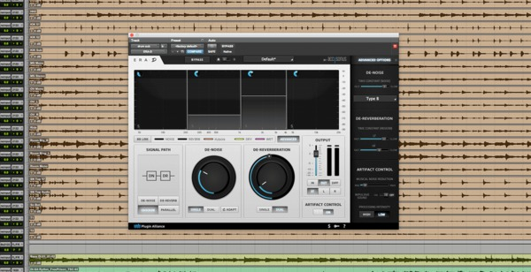 News: Plugin Alliance präsentiert Denoise- und Derverb-Plug-in Accusonus Era-D