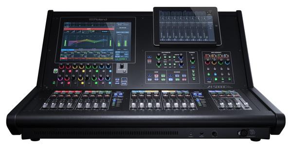 Neues Digital-Mischpult Roland M-5000 C