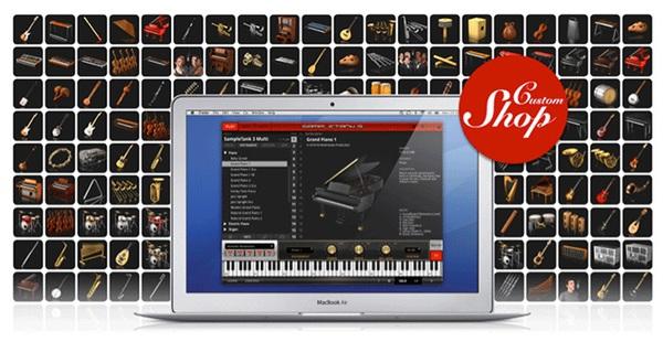 News: Kostenlose Custom Shop Version jetzt auch für IK Multimedia SampleTank 3 erhältlich