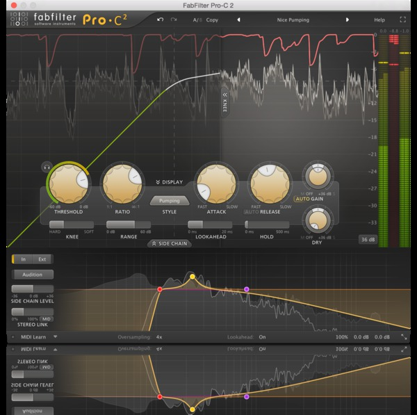 News: Fabfilter Kompressor-Plug-in in neuer Version