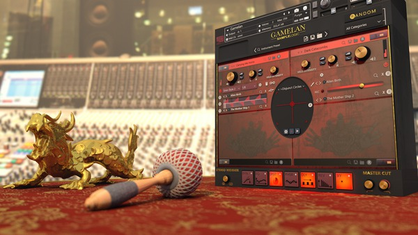 News: Sammlung virtueller Gamelan-Instrumente von Sample Logic