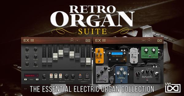 News: UVI stellt Orgel-Suite mit sechs Instrumenten vor