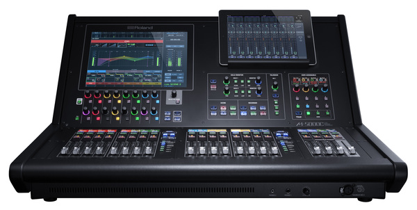 News: Neues Digital-Mischpult Roland M-5000 C