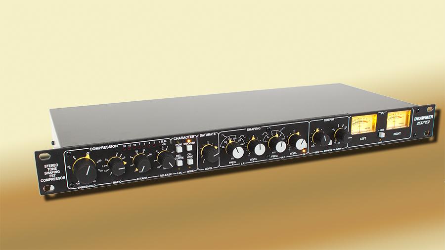TEST: Drawmer 1978 FET Stereo Tone Shaping Kompressor