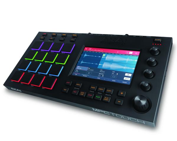 News: MPC Touch: Erster Touchscreen-Controller von Akai