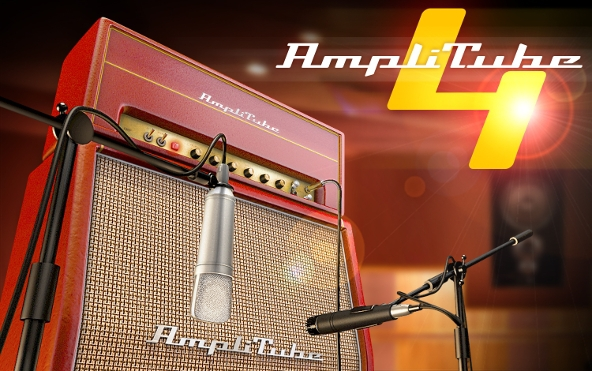News: IK Multimedia stellt Amplitube 4 vor