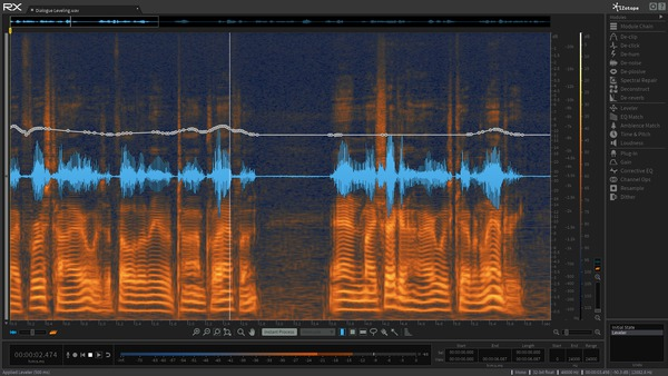 iZotope stellt RX Post Production Suite und RX 5 Audio Editor vor