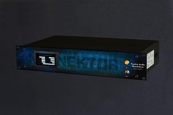 News: Tegeler Konnektor: Digitale Patchbay mit analogem Signalweg
