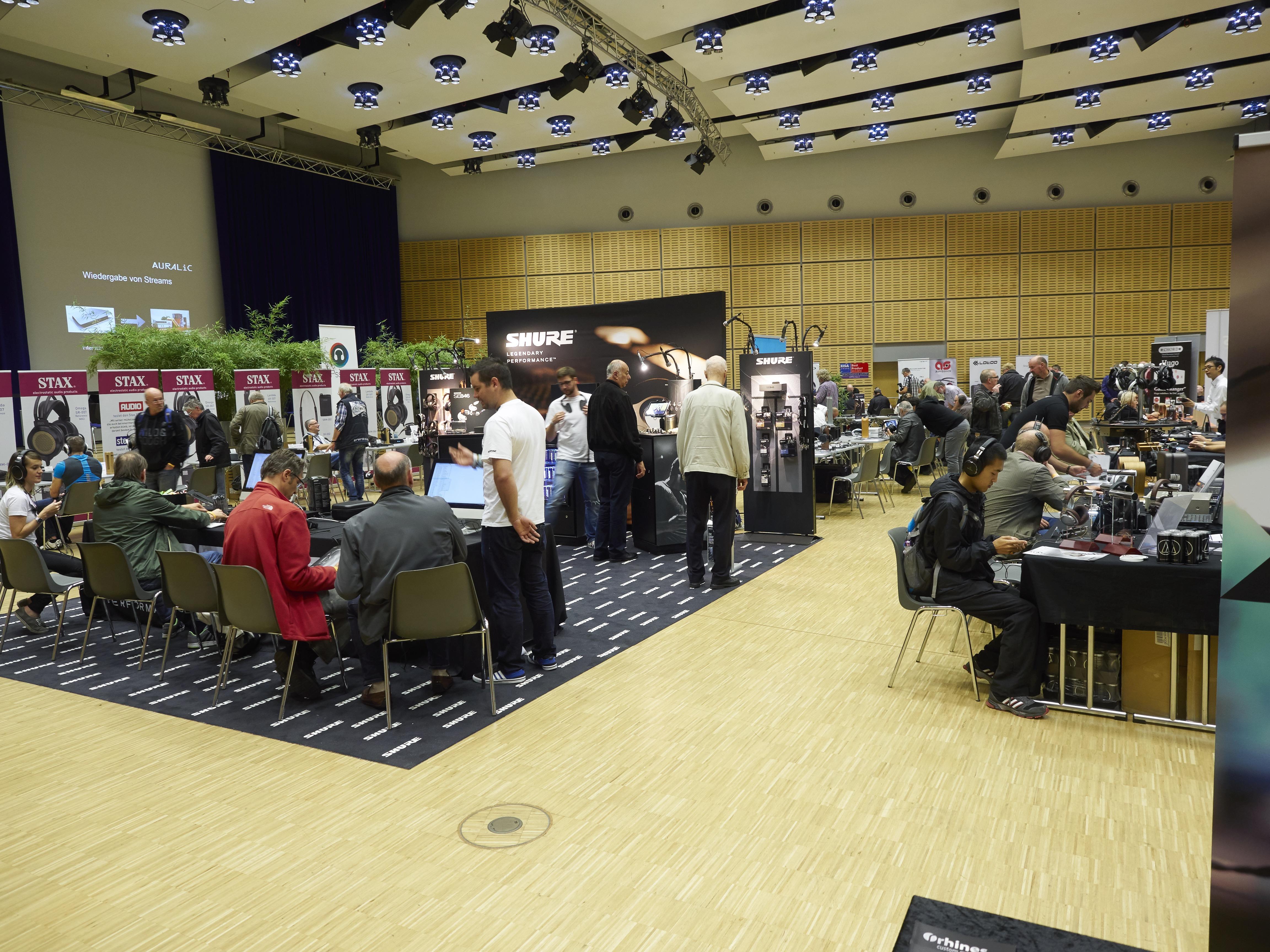 News: Dritte Kopfhörermesse in Essen war erfolgreich