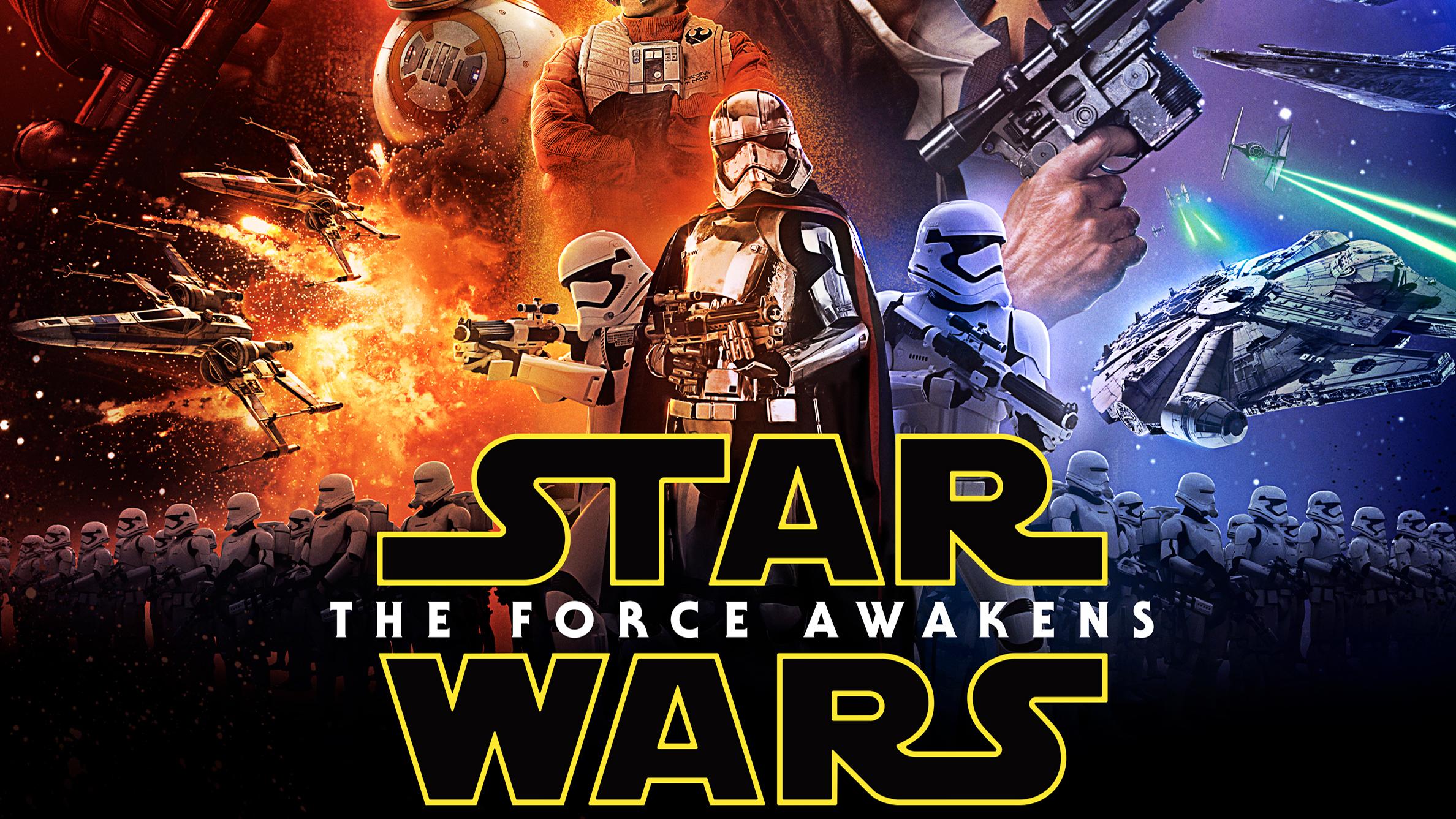 """Neuer Star Wars-Film """"Das Erwachen der Macht"""" in Dolby Cinema"""