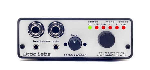 News: Monotor und Salt: Praxisnahe Hardware-Lösungen von Little Labs
