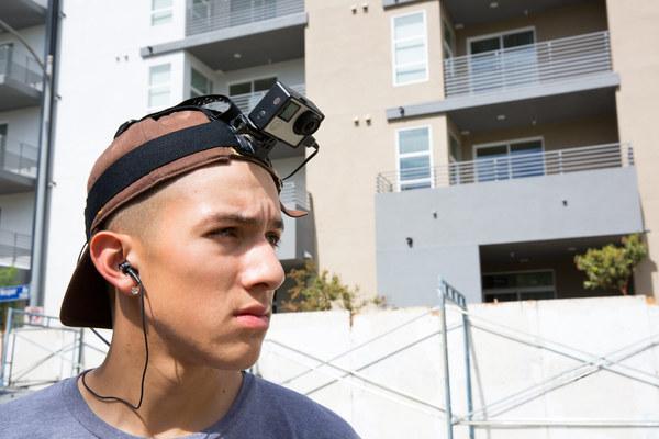 News: Roland WEARPRO-Mikrofon für GoPro-Kameras