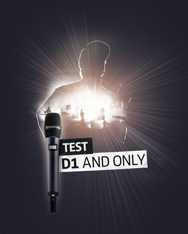 News: Sennheiser lädt zum D1-Produkttest ein