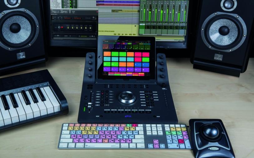 News: Neue Touch-Workflows mit Pro Tools Dock