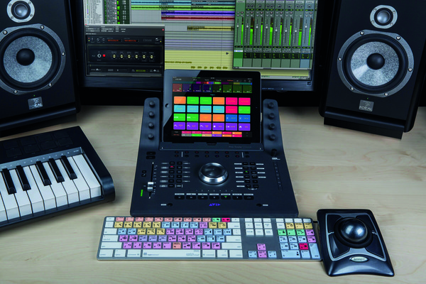 News: Neue Touch-Workflows mit Pro Tools Dock