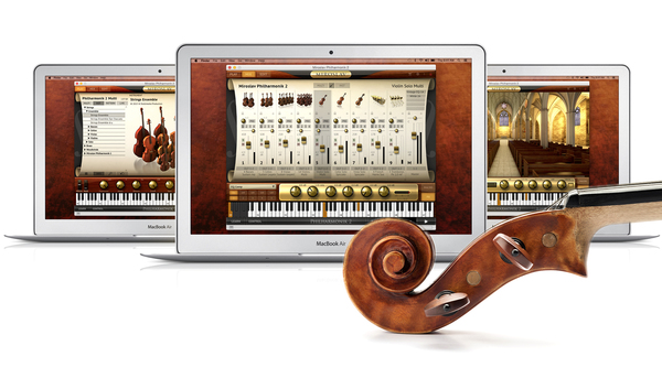 News: IK Multimedia Miroslav Philharmonik 2, iRig Acoustic und T-Racks Mic Room