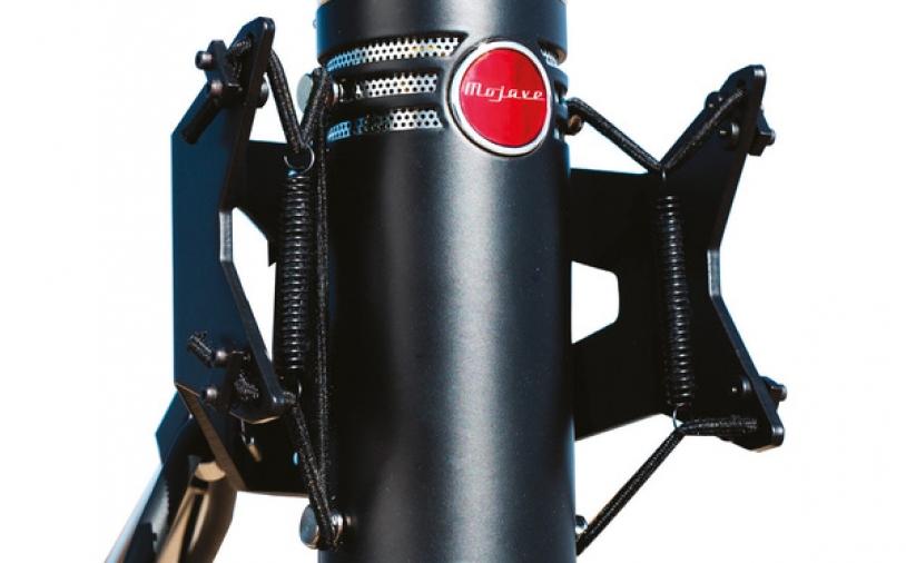 News: Neues Röhren-Mikrofon von Mojave Audio
