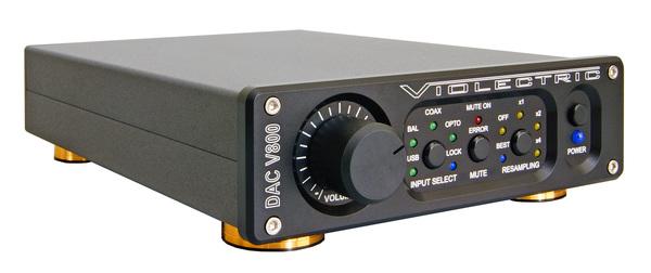 News: D/A-Wandler V800 jetzt günstiger erhältlich