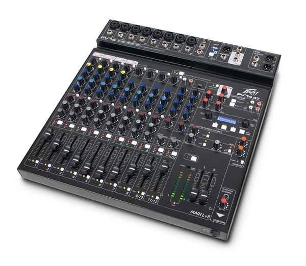 News: Neue PV-Mixer von Peavey mit Antares Auto-Tune
