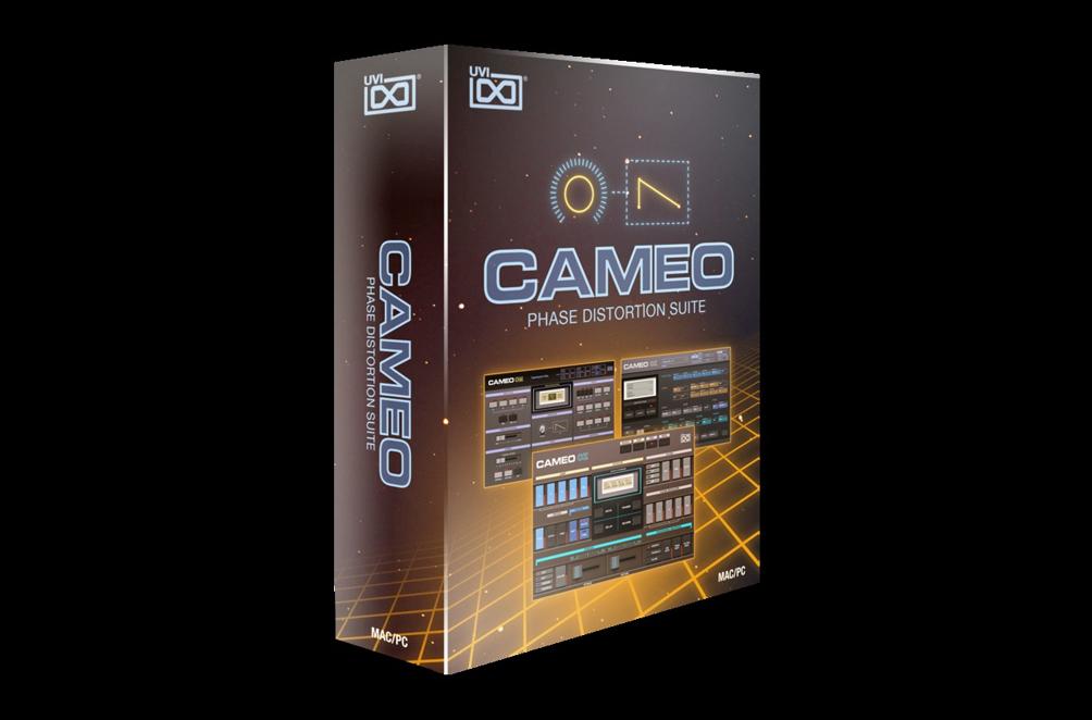 News: UVI stellt Cameo-Synthesizer vor