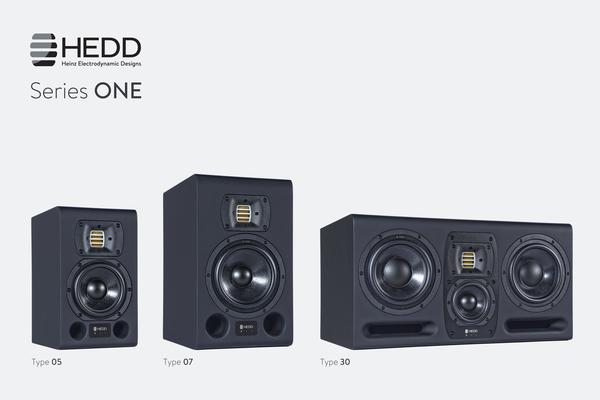 News: Analoge Studiomonitoreund Input-Module von HEDD