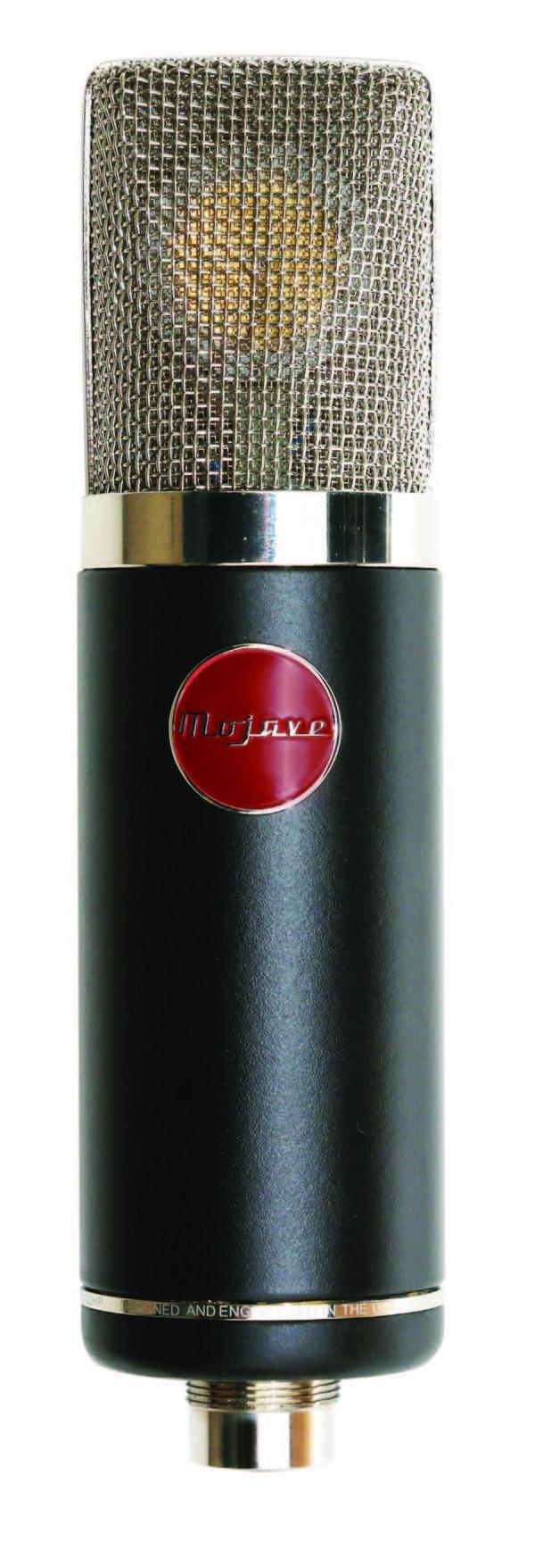 News: Neues Großmembran-Kondensatormikrofon von Mojave Audio