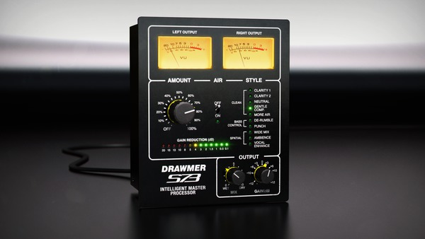 News: Softube präsentiert das Drawmer S73 Intelligent Master Processor Plug-in