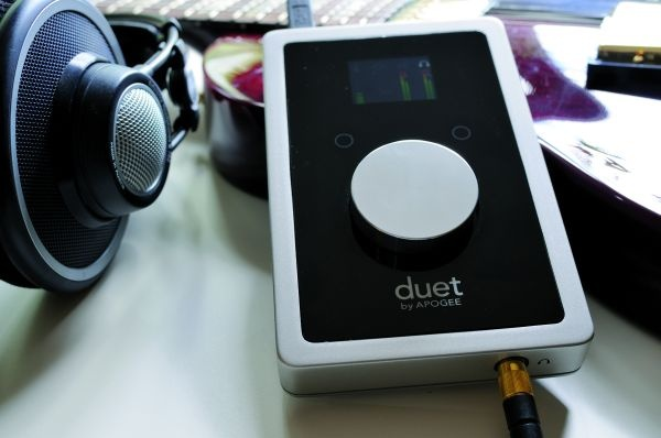 Test: Audio-Interface Apogee Duet 2