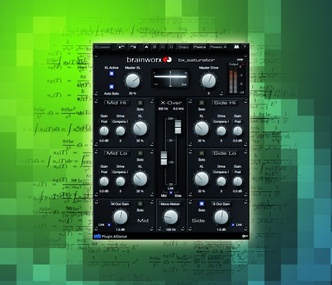 Test: Effek-Plug-In Brainworx bx_Saturator
