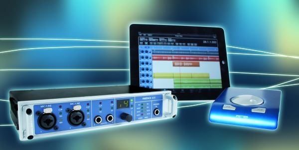 Test: Audio-Interface RME Fireface UCX